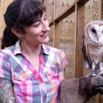 Jen Knight - Education Coordinator/Senior Naturalist